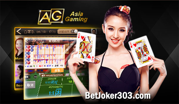 Asia Gaming, Live Casino, Joker123